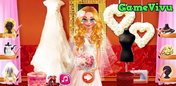 game Trang điểm cho cô dâu hình ảnh 3