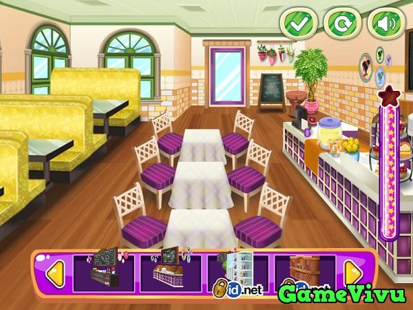 game Trang trí nhà hàng hình ảnh 1