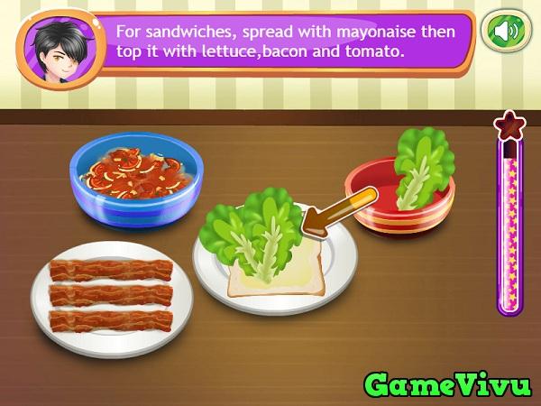 game Trang trí nhà hàng hình ảnh 2