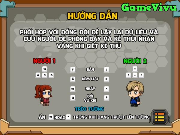 game Truy tìm zombie 5 hình ảnh 1