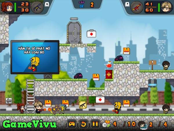 game Truy tìm zombie 5 hình ảnh 4