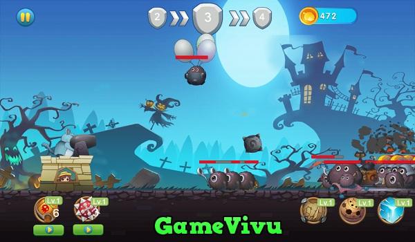 game Vương quốc mèo phòng thủ 2 hình ảnh 1