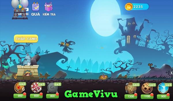 game Vương quốc mèo phòng thủ 2 hình ảnh 2