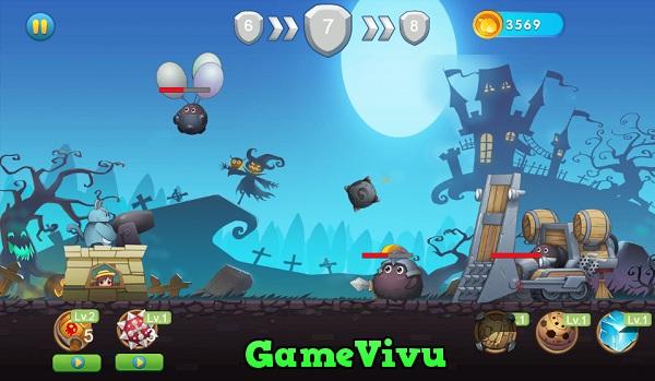 game Vương quốc mèo phòng thủ 2 hình ảnh 3