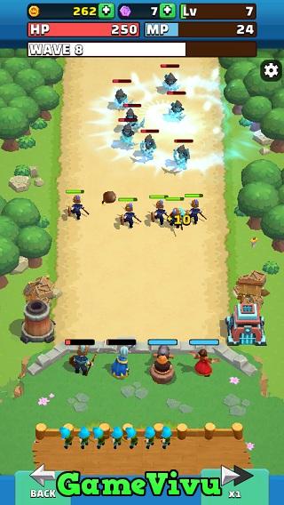 game Vương quốc trên mây hình ảnh 3