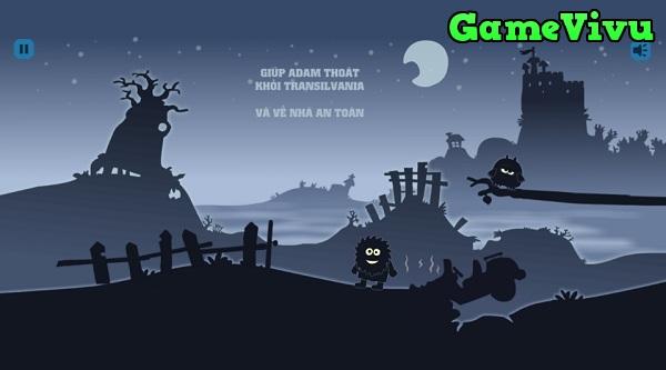 game Adam và Eva Halloween hình ảnh 1