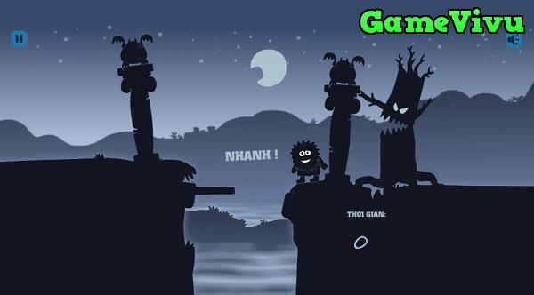 game Adam và Eva Halloween hình ảnh 2