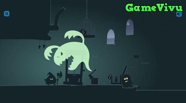 game Adam và Eva Halloween hình ảnh 3