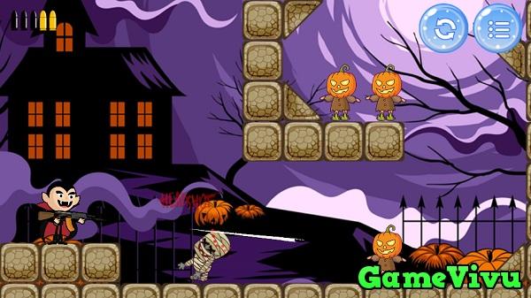game Bá tước Dracula hình ảnh 1