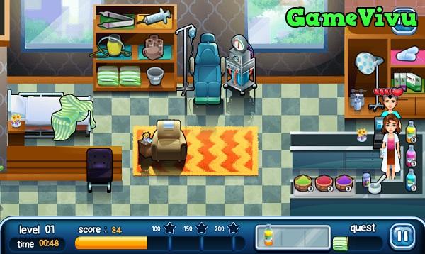 game Bác sĩ khám bệnh hình ảnh 3