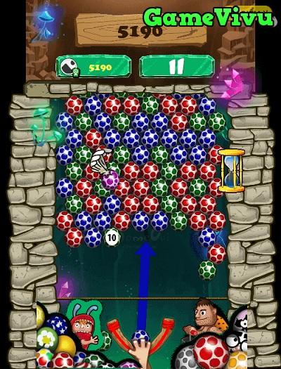 game Bắn trứng cổ điển hình ảnh 1