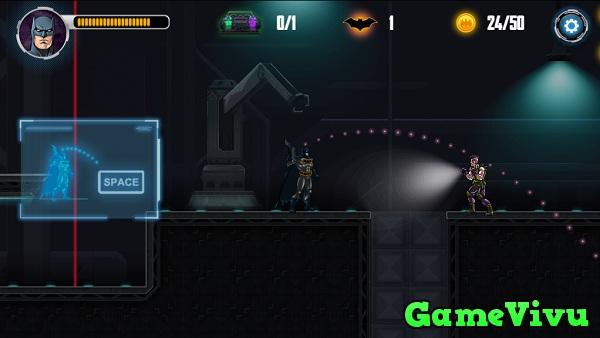game Batman phá bom hình ảnh 2