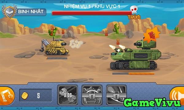 game Biệt đội xe tăng hình ảnh 3