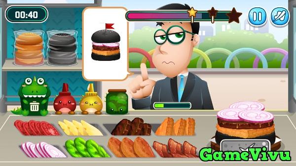 game Burger Siêu tốc hình ảnh 2