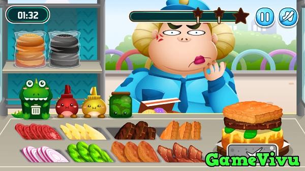 game Burger Siêu tốc hình ảnh 3