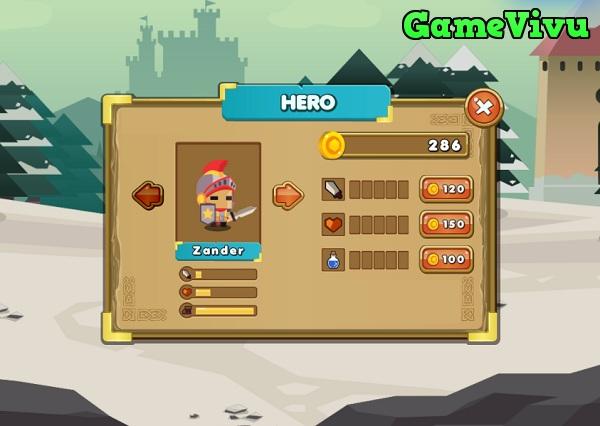 game Chiến binh anh hùng hình ảnh 2