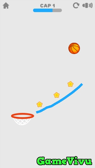 game Đường kẻ bóng rổ 5 hình ảnh 1
