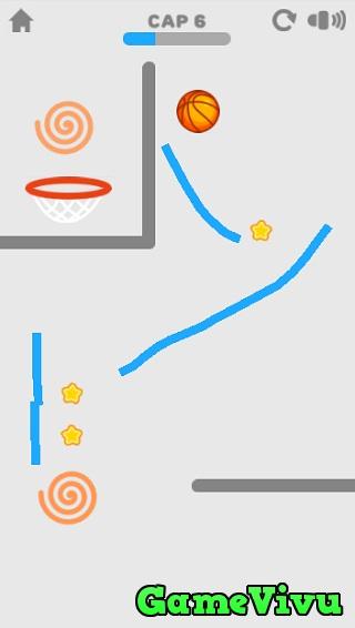 game Đường kẻ bóng rổ 5 hình ảnh 2