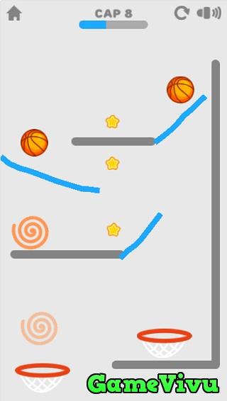 game Đường kẻ bóng rổ 5 hình ảnh 3