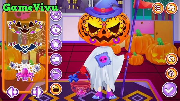 game Halloween vui nhộn hình ảnh 2