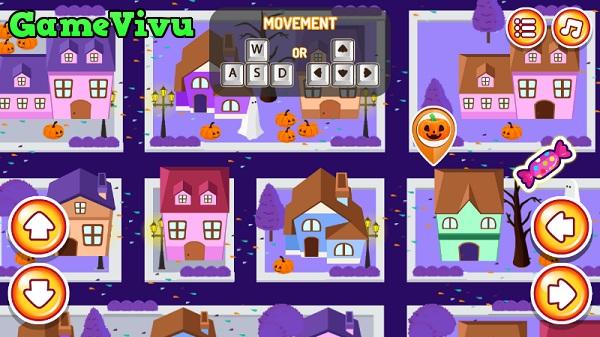 game Halloween vui nhộn hình ảnh 3