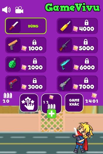 game Hành hạ zombie hình ảnh 2