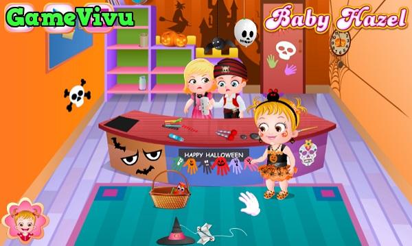 game Làm đồ chơi Halloween hình ảnh 3