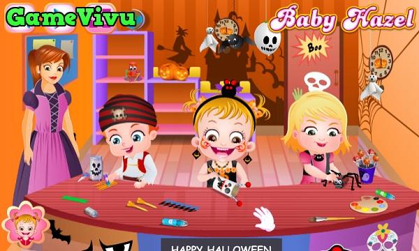 game Làm đồ chơi Halloween hình ảnh 4