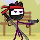 Người que đấu súng