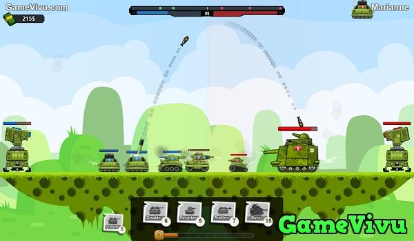 game Trận địa xe tăng 2 hình ảnh 1