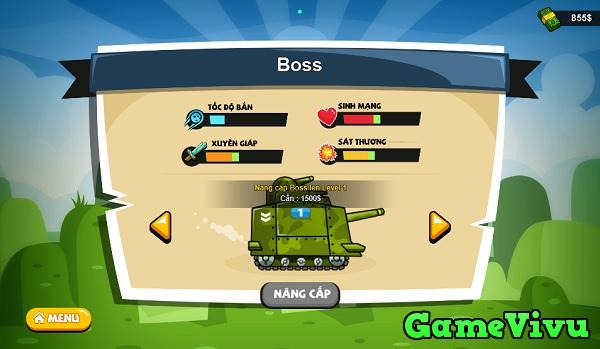 game Trận địa xe tăng 2 hình ảnh 2