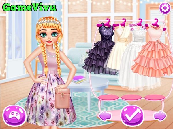 game Trang phục dạ hội hình ảnh 4