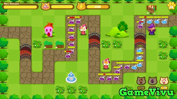 game Vương quốc mèo phòng thủ 3 hình ảnh 2