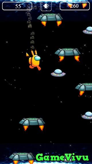 game Among Us ngoài không gian hình ảnh 3