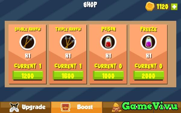 game Bắn cung thủ thành hình ảnh 2