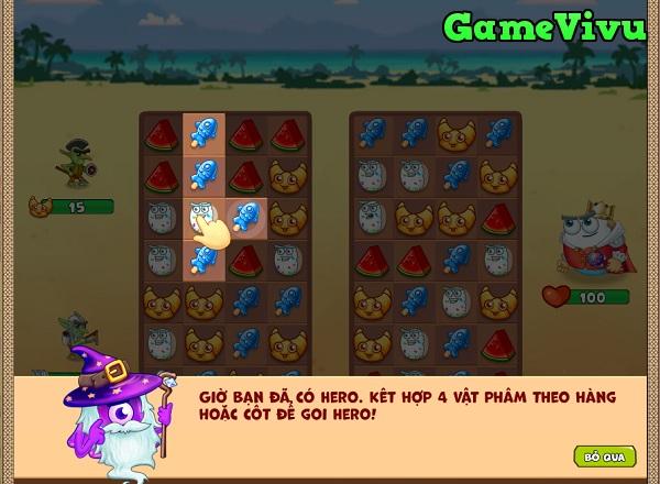 game Bánh kẹo đại chiến hình ảnh 1