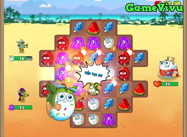 game Bánh kẹo đại chiến hình ảnh 3