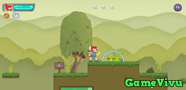 game Biệt đội mèo sấm hành động hình ảnh 3