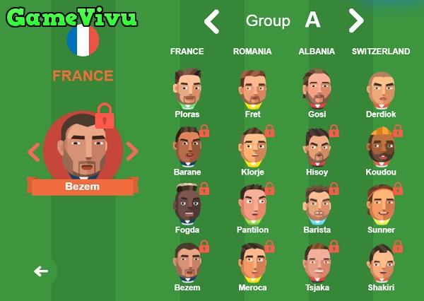 game Bóng đá Euro 2021 hình ảnh 3