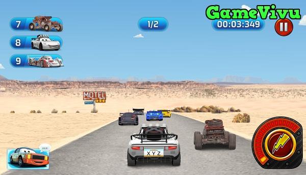 game Đua ô tô mạo hiểm hình ảnh 2