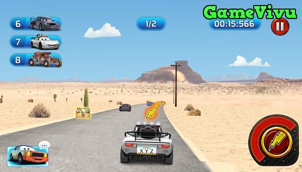 game Đua ô tô mạo hiểm hình ảnh 3