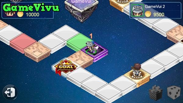 game Dũng sĩ xúc xắc 2 hình ảnh 1
