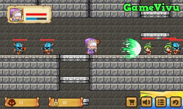 game Hiệp sĩ hùng mạnh 3 hình ảnh 3
