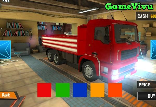 game Lái xe tải chở hàng online