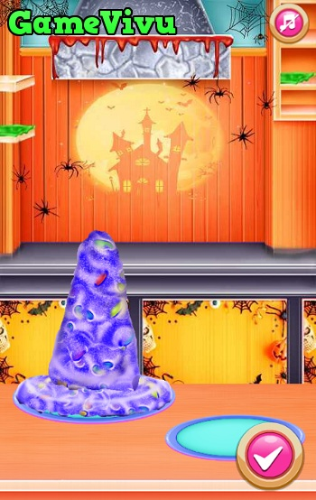 game Làm bánh hình nhện hình ảnh 2