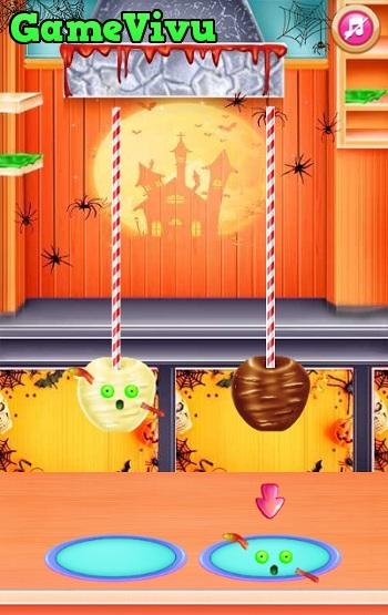 game Làm bánh hình nhện hình ảnh 3