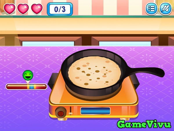 game Làm bánh taco Mexico hình ảnh 1