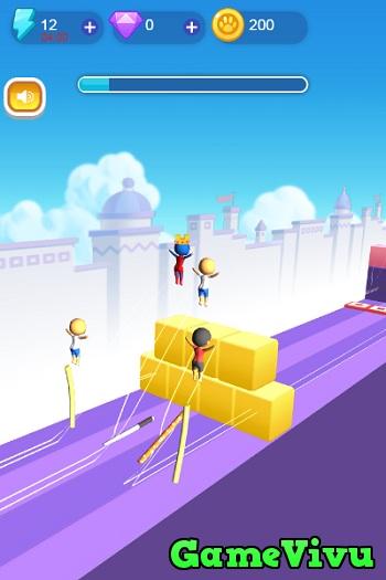 game Người que nhảy sào hình ảnh 1