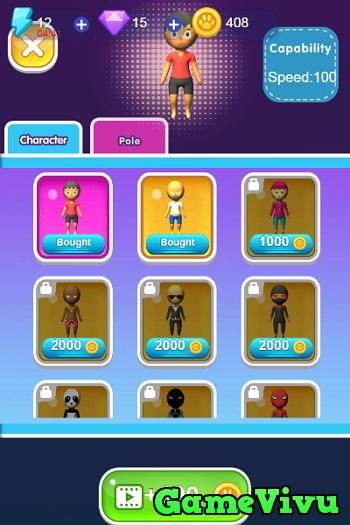 game Người que nhảy sào hình ảnh 2