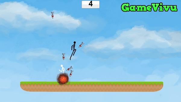 game Người que tránh tên lửa hình ảnh 3